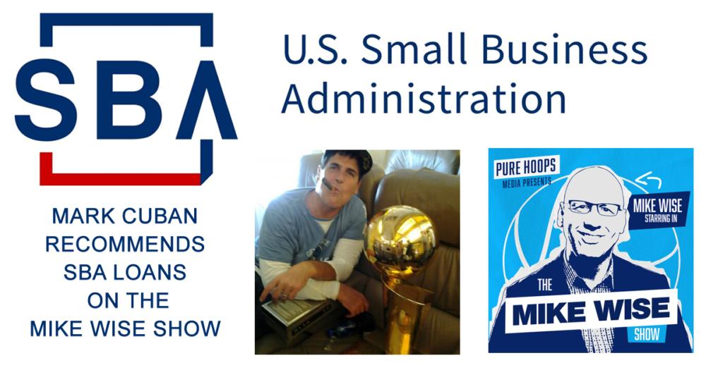 Mark Cuban The Mike Wise Show, Mark Cuban Franchising Advice, COVID-19 SBA Loans, Coronavirus