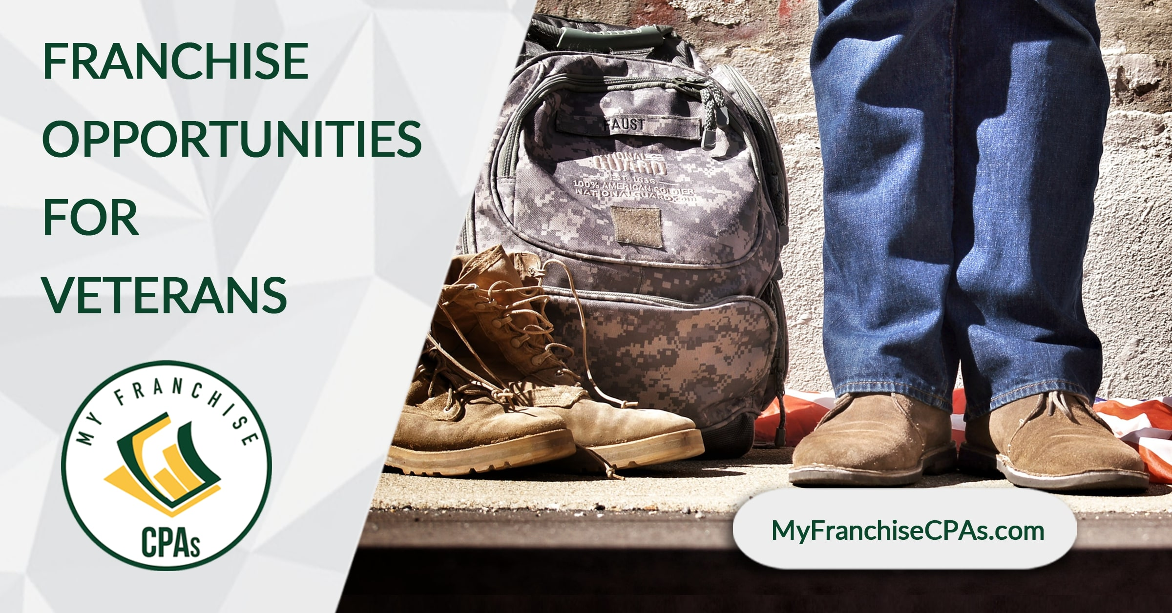 Military Veteran Franchise Opportunities, VBA, Veteran Business Owners